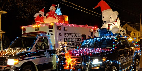 2020 Webster Holiday Parade of Lights- EXHIBITORS tickets