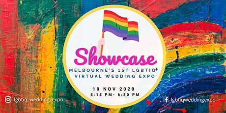 Virtual Showcase - LGBTIQ+ Wedding Expo tickets