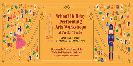 Parent & Child Ballet Workshop tickets