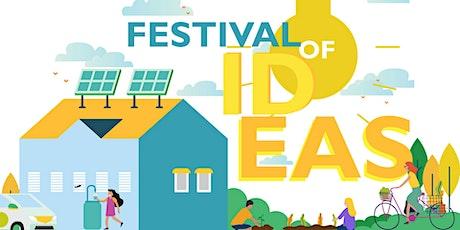 Banyule Festival of Ideas - Panel Three - Community-led Energy tickets