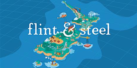 Flint & Steel Volume 07 | Magazine Launch tickets