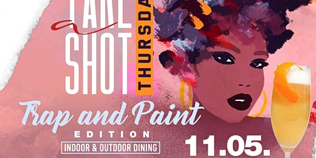Trap Paint and Sip Afterwork tickets