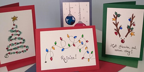 Rustic Christmas Cards Workshop tickets