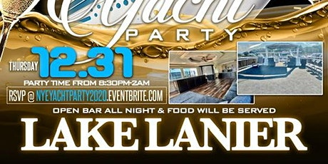NYE Lawless/Live Life Yacht Party tickets