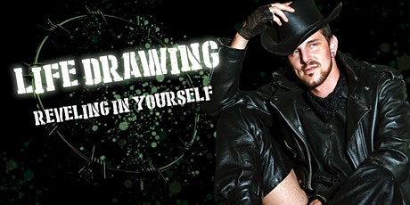 Life Drawing: Reveling In Yourself w/ Jack N Thacox tickets