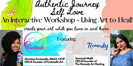 Authentic Journey: Self Love! tickets