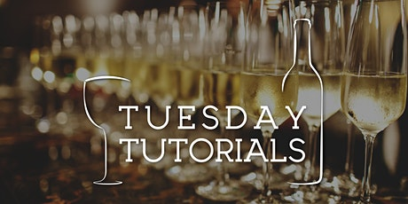 Tuesday Tutorials: The World of Sparkling - 1 December 2020 6.30pm tickets