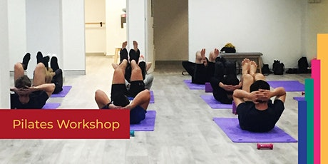 Pilates workshop tickets