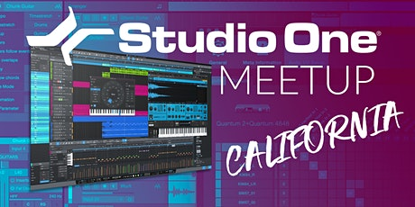 Studio One E-Meetup - California tickets