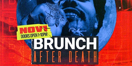 R&B Sundays Halloween Edition (Brunch & Dinner Party) tickets