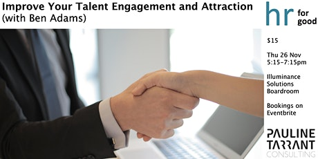 Improve your Talent Engagement and Attraction tickets