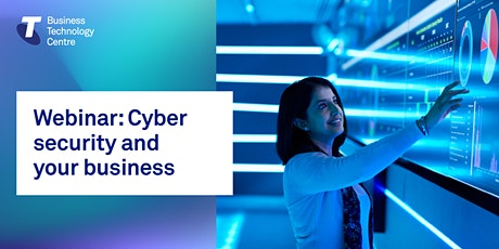 Cyber security and your business tickets