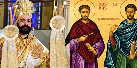 Patronal Feast: Sts. Kosmas & Damianos Hierarchal Liturgy tickets