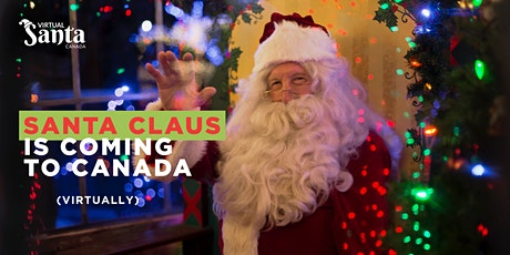 Virtual Santa Canada tickets