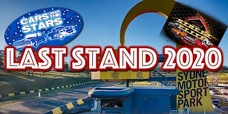 CARS UNDER THE STARS & STREET ELITE last stand for 2020 tickets