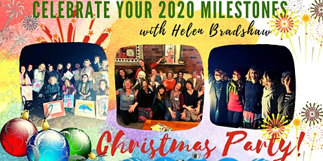 Celebrate Your 2020 Milestones Christmas Party! tickets