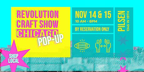 Revolution Pop Up: Saturday, November 14th tickets