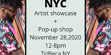 NYC Artist Showcase tickets