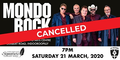 Mondo Rock Signature Series Concert tickets