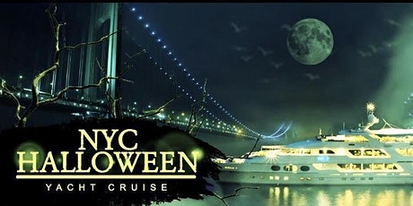 Halloween Saturday Latin & Hip Hop NYC Boat Party Yacht Cruise  - Oct 31 tickets