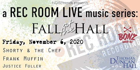 Fall at the Hall with Rec Room Live tickets