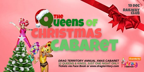 Queens Of Christmas tickets
