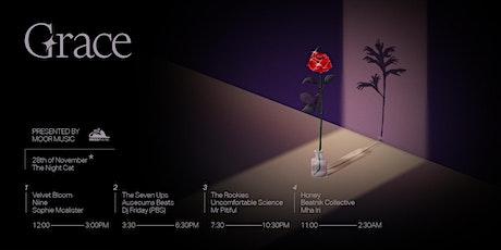 RSVP: Moor Music Presents: Grace - JAZZ BABY JAZZ (SECTION C ) tickets