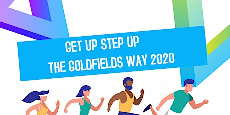 Get Up Step Up the Goldfields Way AMAZING RACE tickets