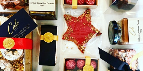 Valrhona Christmas Chocolate Masterclass tickets