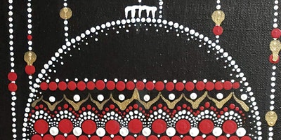 Ornament Dot Painting Party (Virtual)