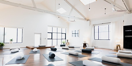 NEW YOGA STUDIO | Mortdale | Grand Opening tickets