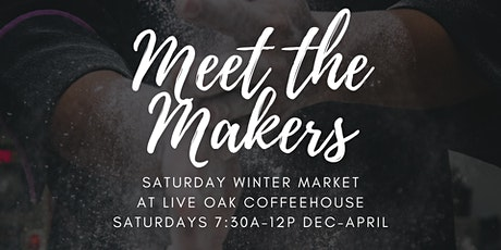 Meet the Makers - Indoor Winter Market tickets