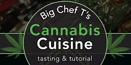 Cannabis Cuisine Tutorial & Tasting Experience tickets