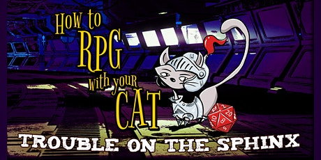 How to RPG with Your Cat tickets