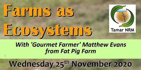 """Farms as Ecosystems"" with Matthew Evans tickets"
