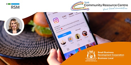 Instagram Essentials for Small Business (York) tickets