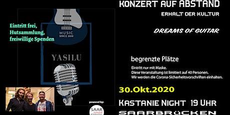 KONZERT AUF ABSTAND tickets