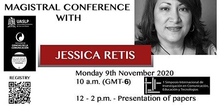 Jessica Retis. Training in bilingual journalism in the digital age.SIICET20 tickets
