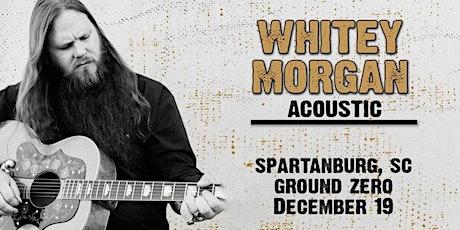 Whitey Morgan Ground Zero tickets