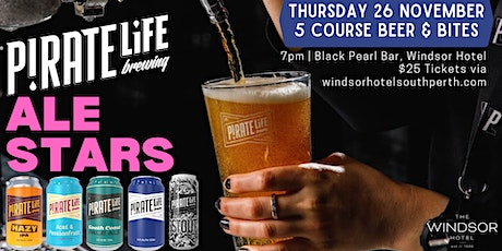 Pirate Life Ale Stars at The Windsor Hotel tickets