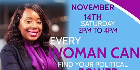 Every Woman Can Leadership Session tickets