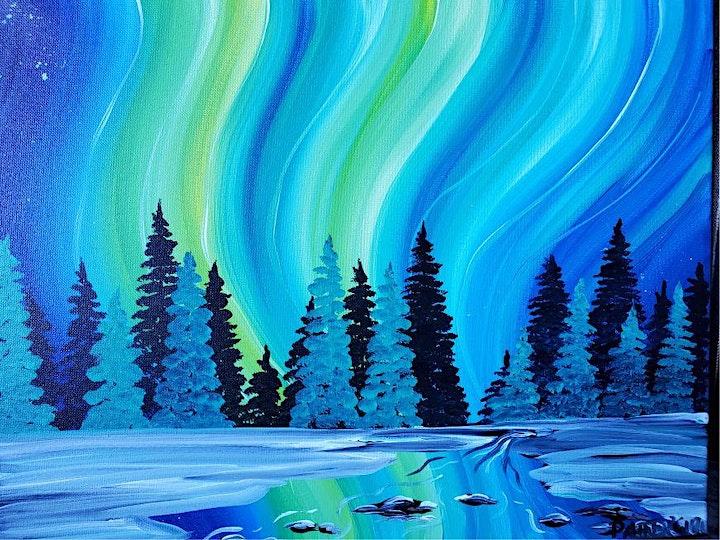 An Evening w/Paintergirl~Aurora image