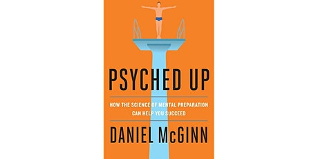 Book Review & Discussion : Psyched Up tickets