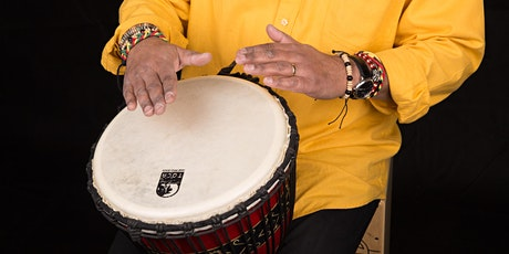 Weekly Drum Workout In African Beats- Beginners Course tickets