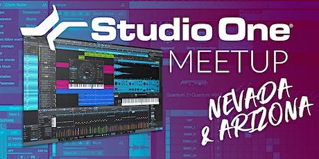 Studio One E-Meetup Nevada & Arizona tickets