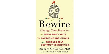 Book Review & Discussion : Rewire tickets