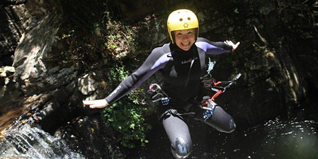 Women's Empress Canyon & Abseil Adventure // Saturday 28th November  tickets