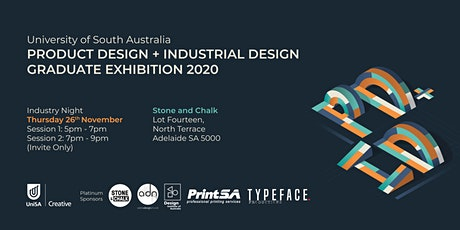 2020 Product + Industrial Design Exhibition, Opening Night tickets