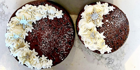 Hands-on Christmas Cake Class tickets