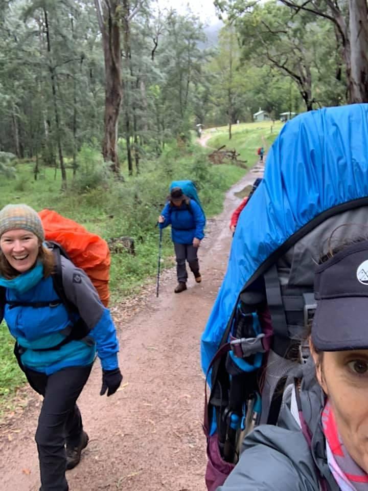 Women's Overnight Hike // Six Foot Track image